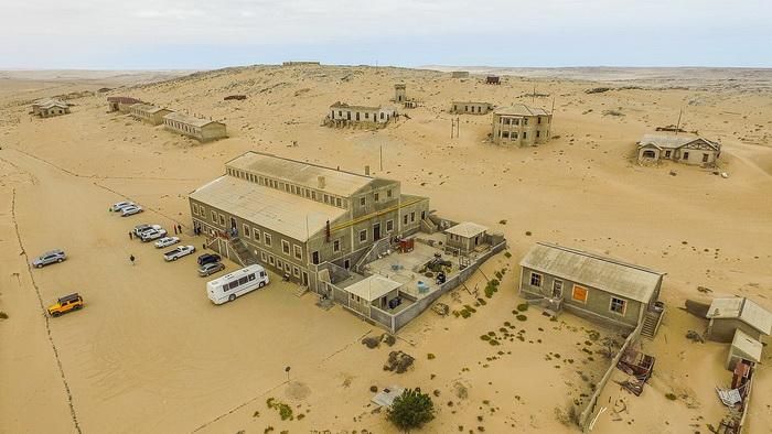 10 жутковатых пустынных мест из разных уголков планеты