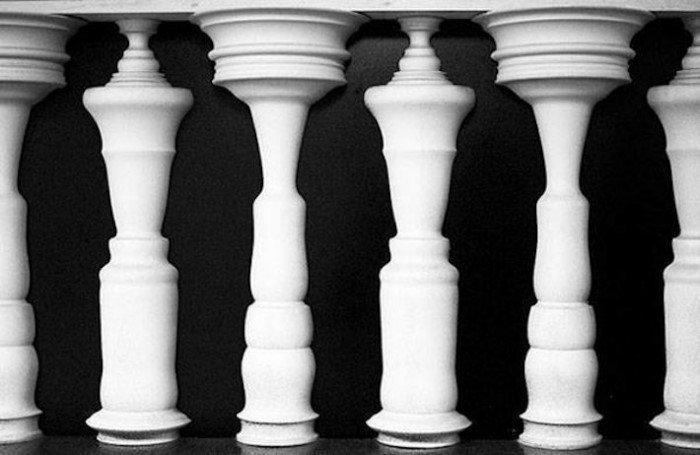30 иллюзий на снимках, к которым нужно внимательно приглядеться