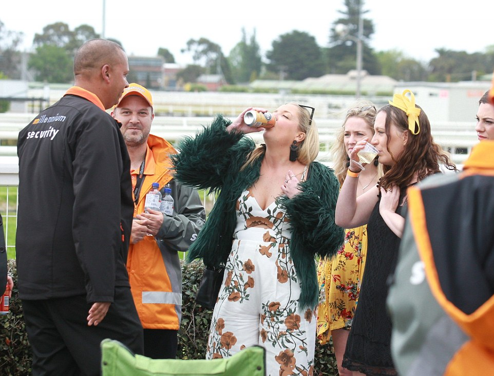 Леди оторвались на Кубке Колфилда в Австралии