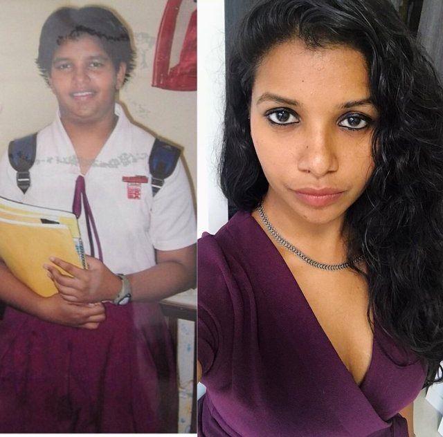 Поразительные преображения подростков: до и после