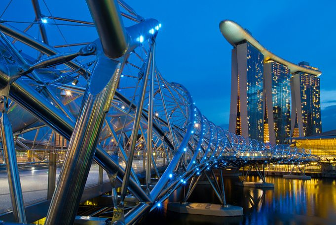 Удивительные мосты из разных стран мира