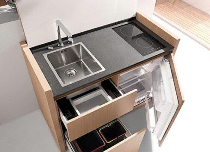 14 компактных вещей для экономии места в квартире или чемодане