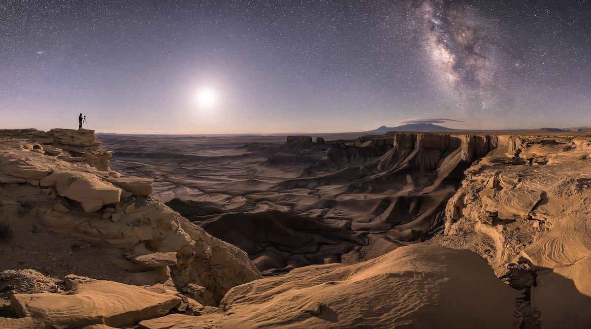 Фотографии победителей конкурса Astronomy Photographer of the Year 2018