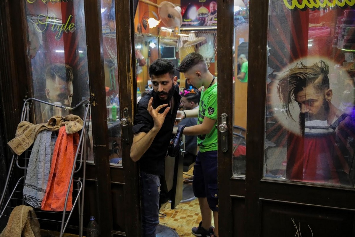 Нормальная жизнь возвращается в Дамаск