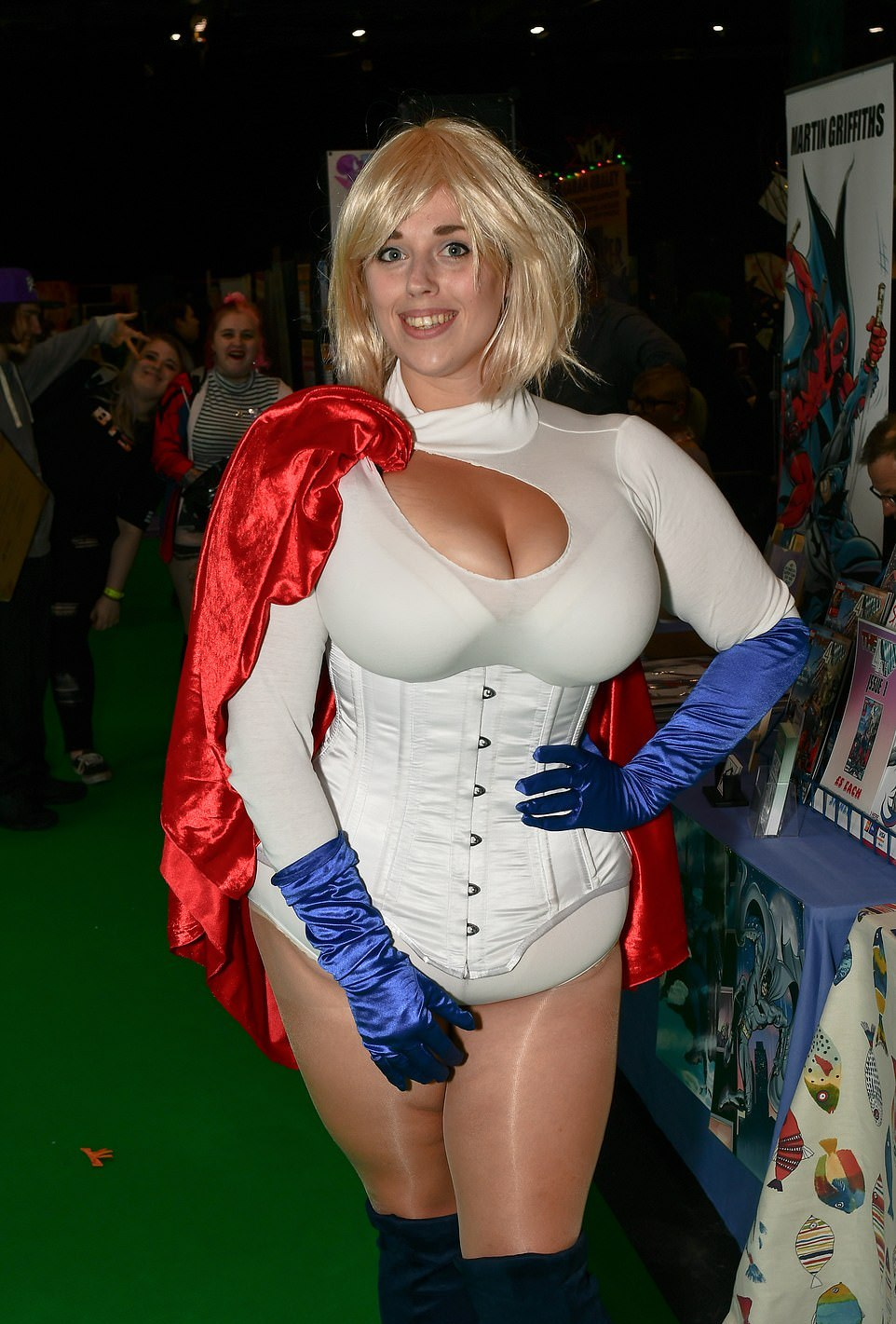 Фестиваль поп-культуры MCM London Comic Con