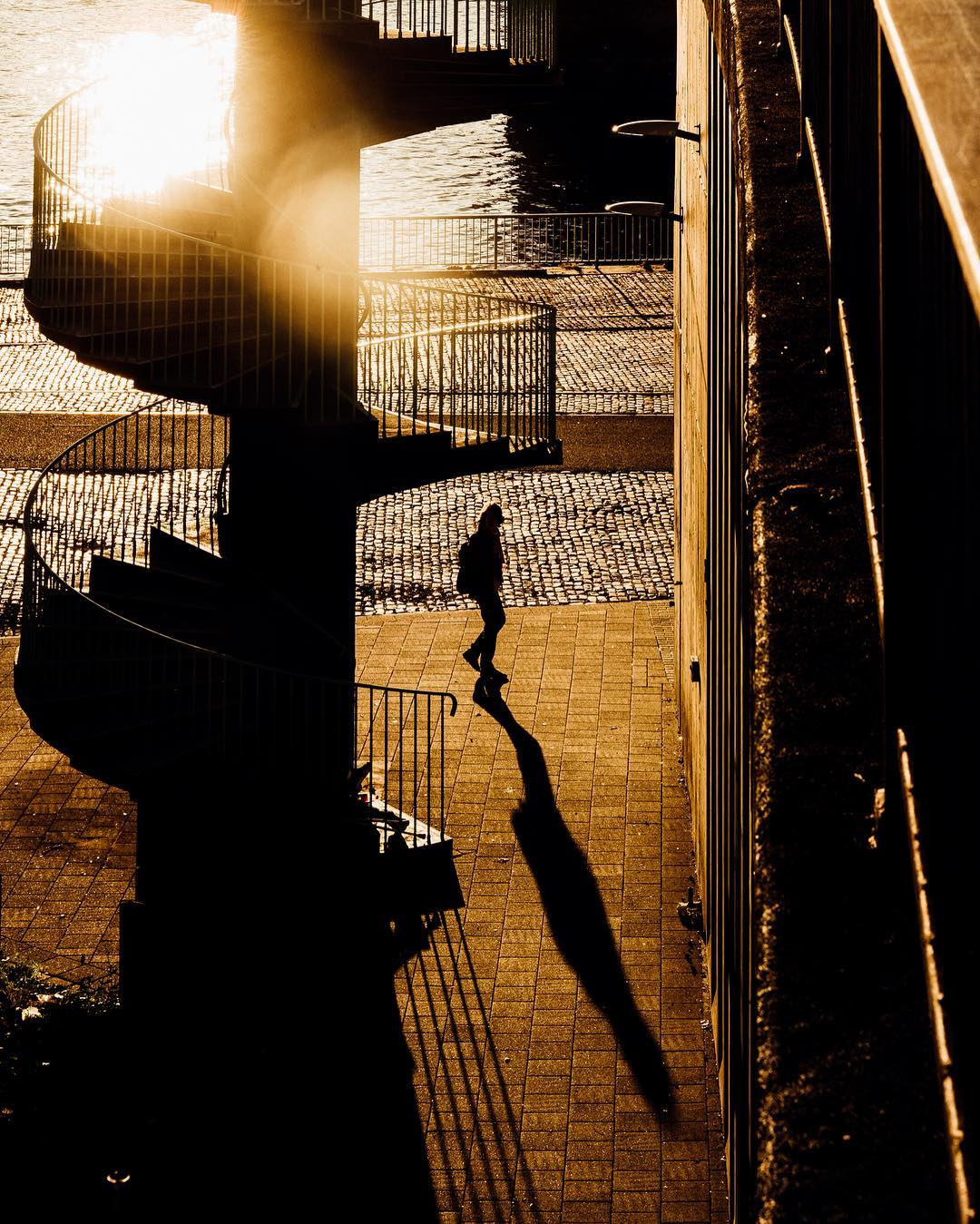 Пейзажи и уличные снимки от Дэйва Кругмана