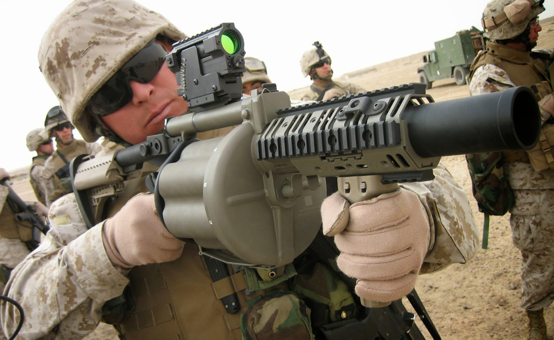 Наемные армии, которые воюют за США