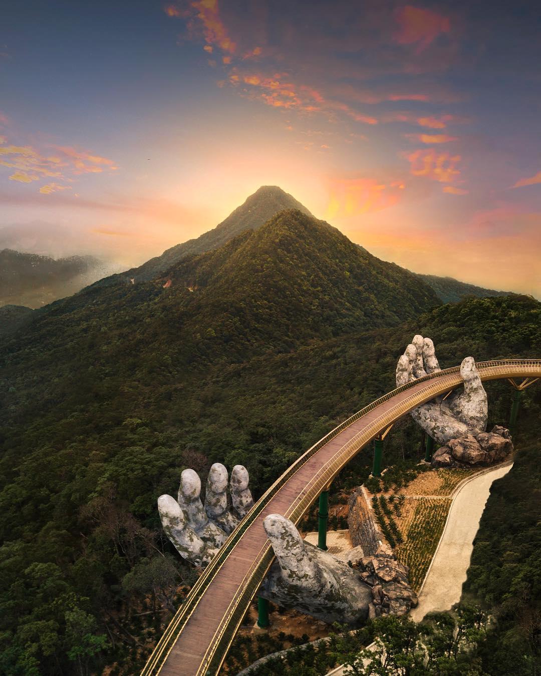 Потрясающие аэрофотоснимки Азии от Йонаса Хорнехей