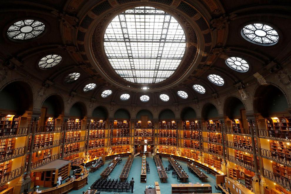 Интересные и необычные библиотеки мира