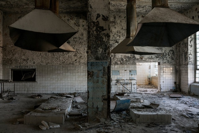 Аральск-7 - бывший закрытый город, который теперь заброшен