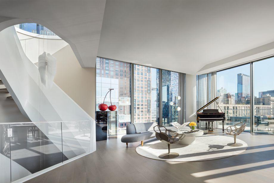 Пентхаус в Нью-Йорке за $50 миллионов