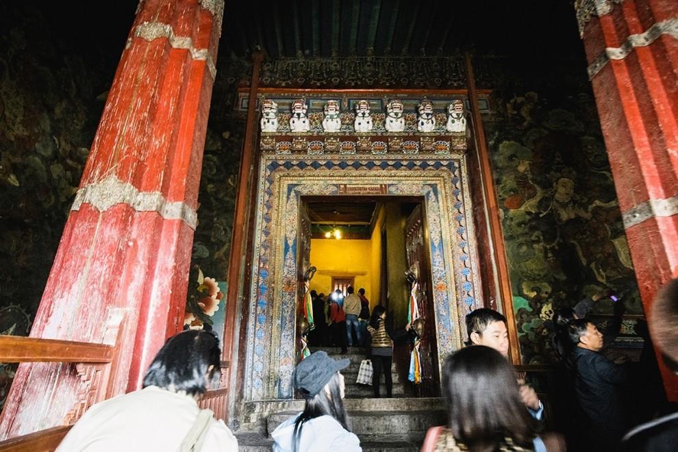Прогулка по главному дворцу Тибета