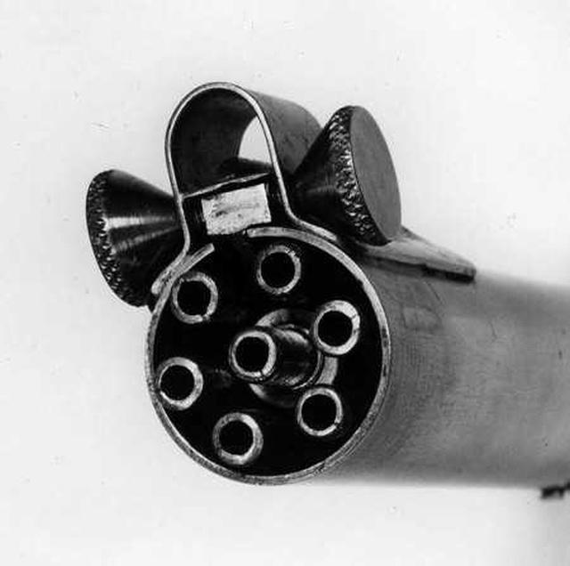 Эксклюзивный пистолет Ганса-Людвига Ширникера