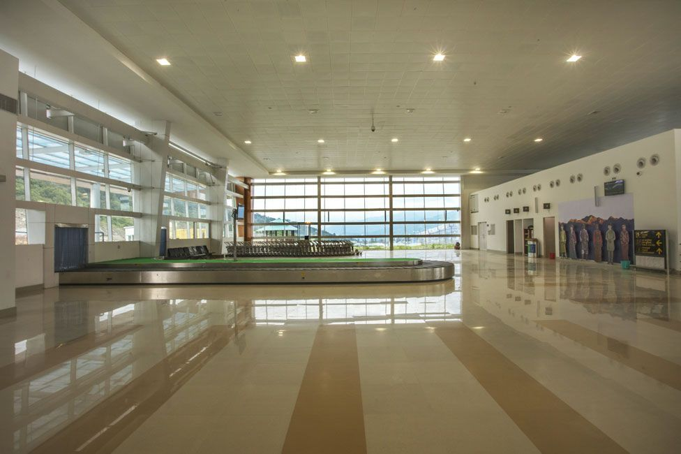 В Индии открылся один из самых красивых аэропортов мира