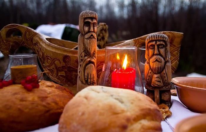 Велесова ночь - славянский Хеллоуин