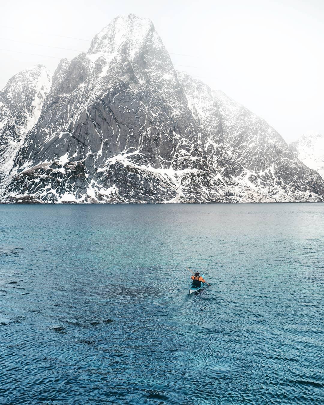 Путешествия и пейзажи на снимках Яна Гаврона