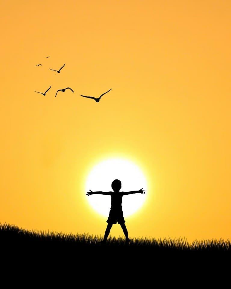 Силуэты на фоне неба от Ахмеда Нишаата