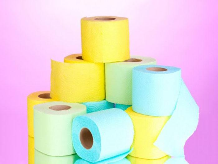 Чем пользовался человек до появления туалетной бумаги