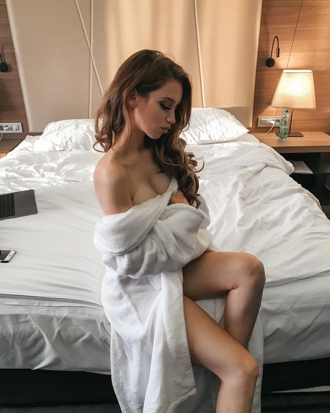 Красивые и яркие фотографии девушек Луки Метца