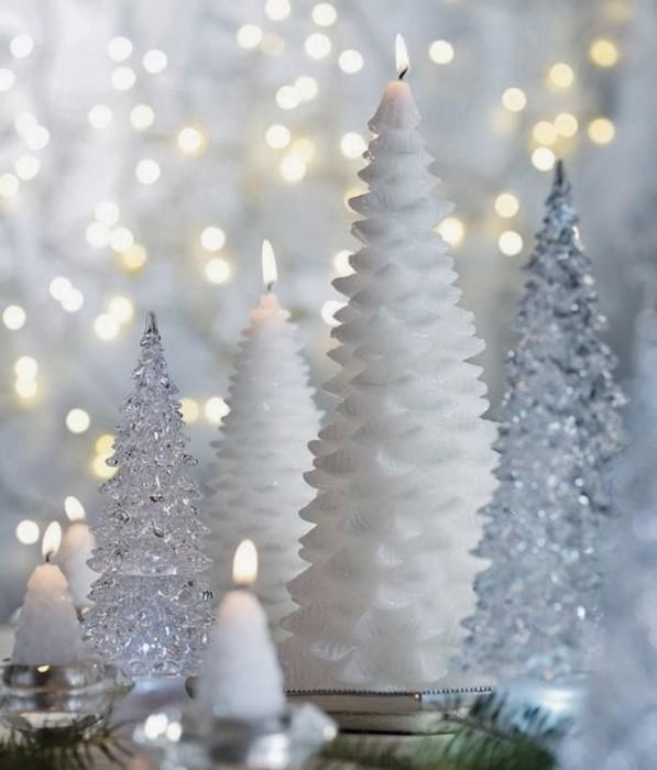 Креативные идеи для новогоднего декора