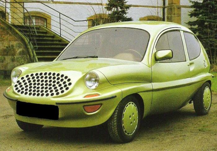 Машины, с дизайном которых все пошло не так