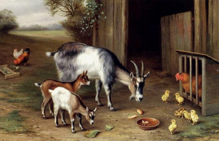 Животные-талисманы на Руси