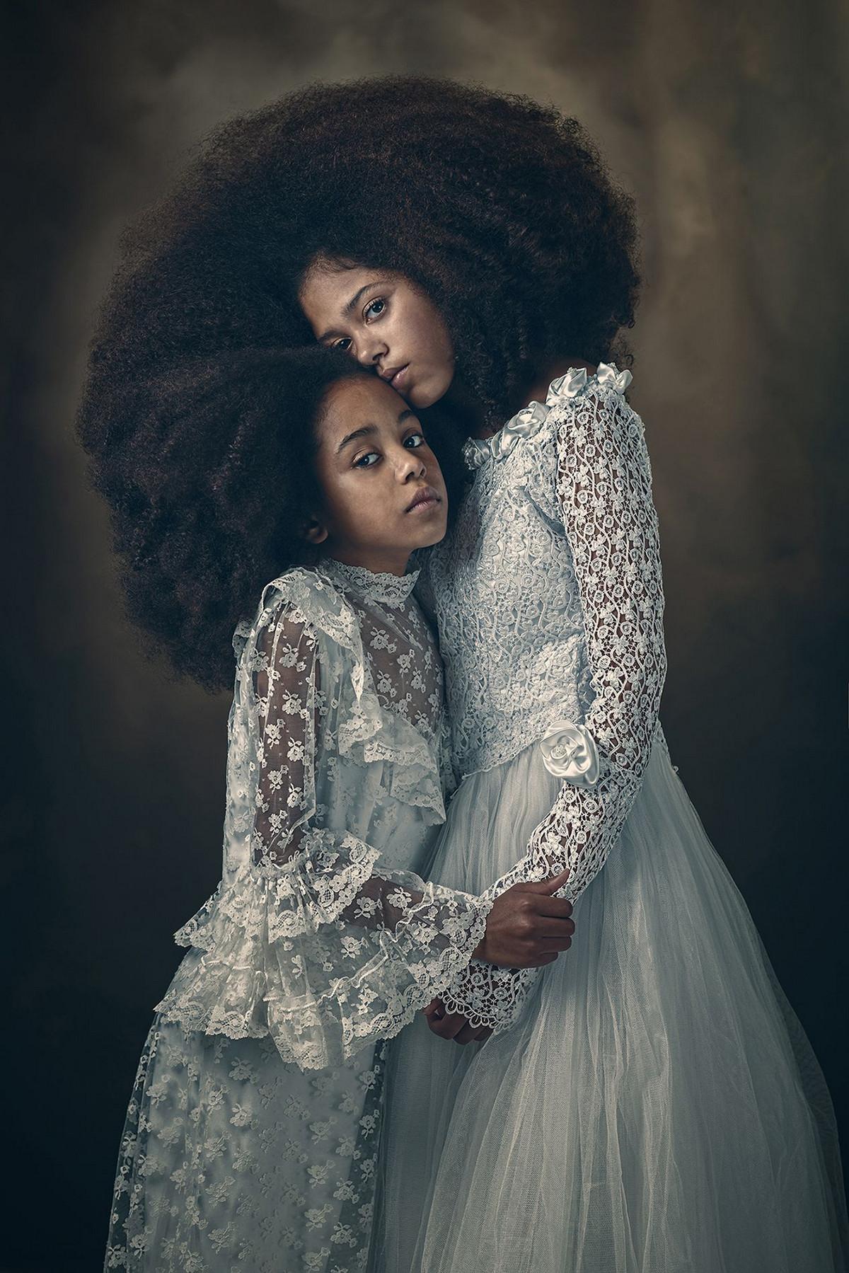 Лица в работах победителей конкурса Siena International Photo Awards 2018