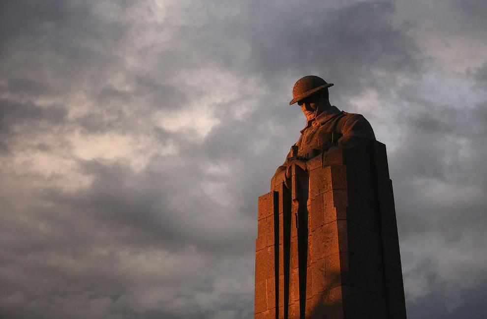 Места сражений Первой мировой войны спустя 100 лет