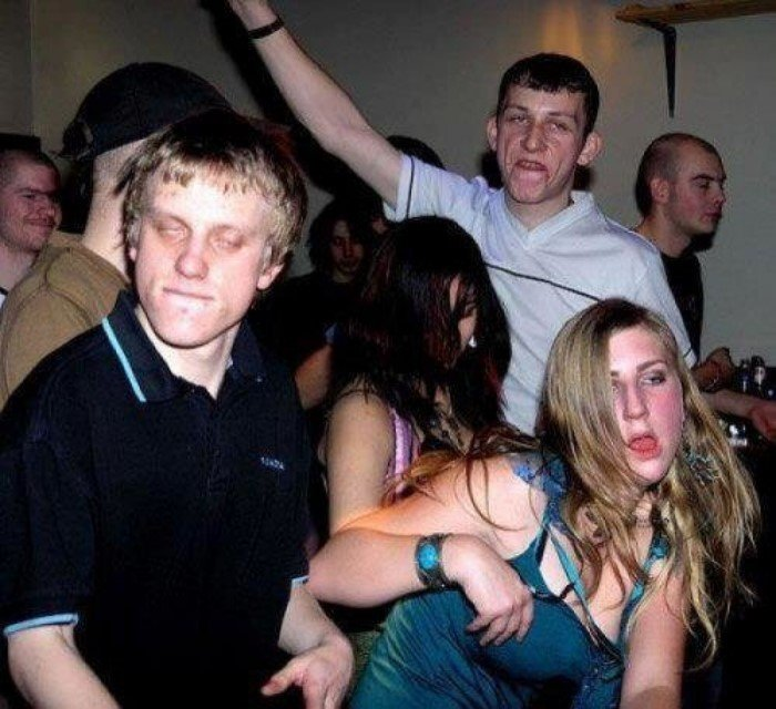 15 снимков из ночных клубов, которые лучше никому не показывать