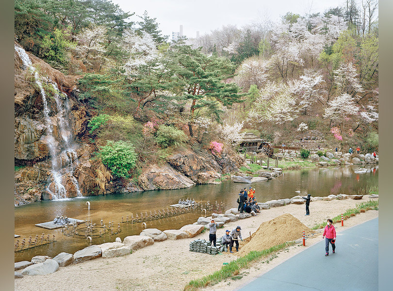 Как проводят досуг жители Южной Кореи
