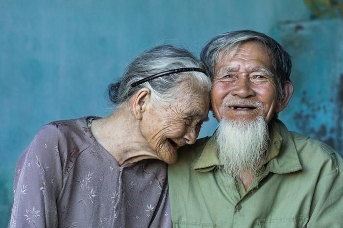 Крепкие браки долгожителей из разных стран