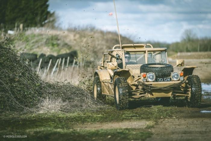Ricardo Cobra LSV - аскетичный багги SAS