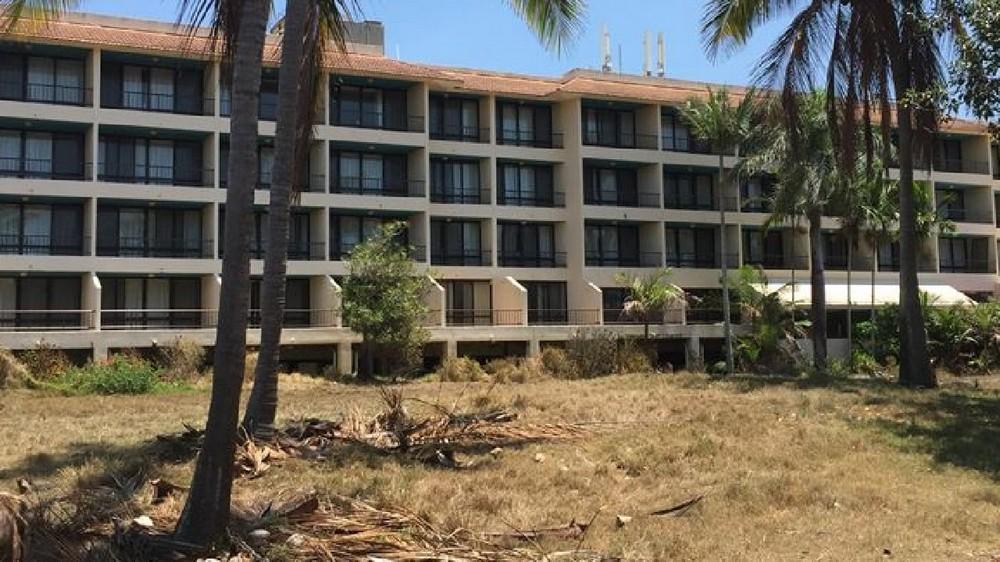 Заброшенный курорт в Австралии: до и после