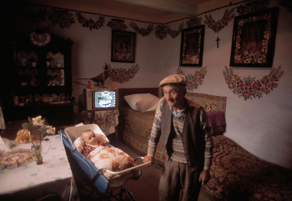 Жизнь Польши начала 1980-х годов на снимках Бруно Барби