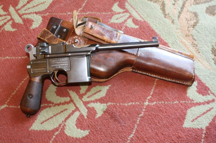 Пистолеты, которые обогнали свое время