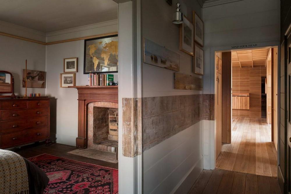 Обновление старого дома в Австралии
