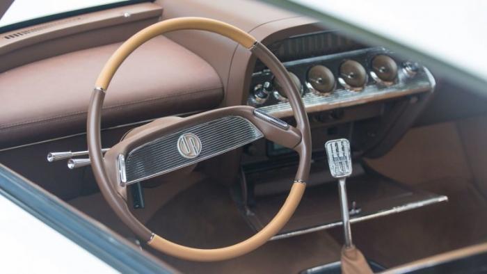 Нетипичный универсал Chevrolet Impala Double Bubble 1961