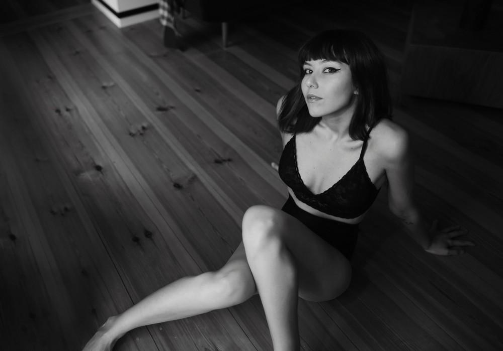 Чувственные женские портреты от Стефано Боссо