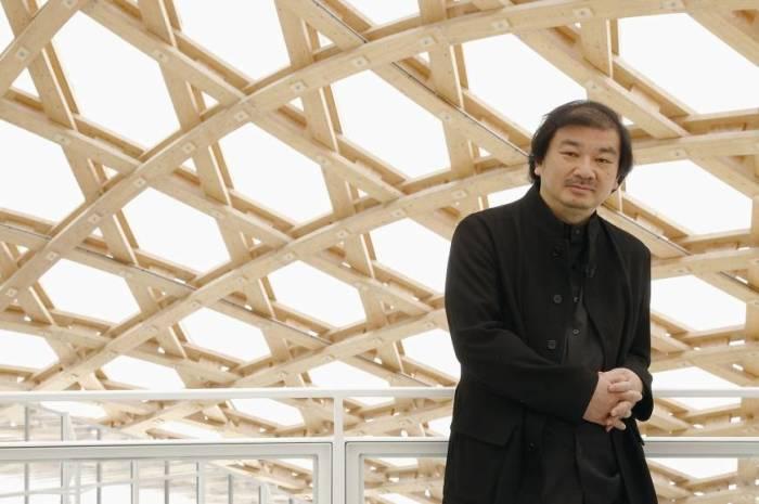Дома из бумаги и картона от японского архитектора
