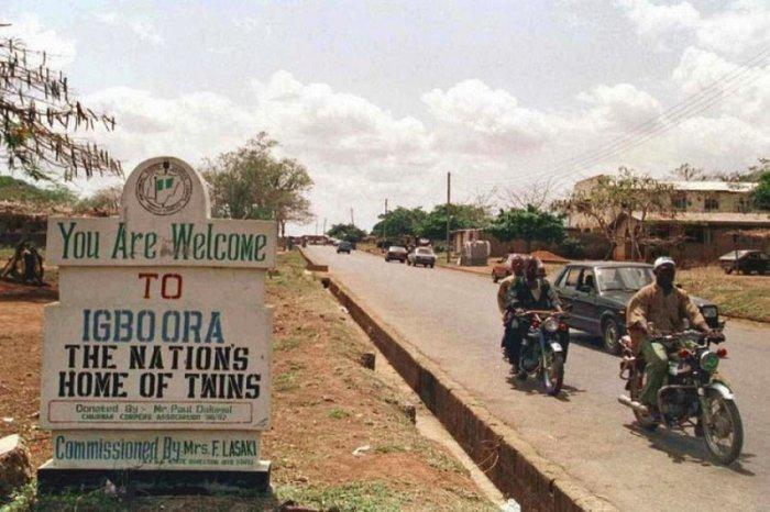 Игбо-Ора – город близнецов и двойняшек