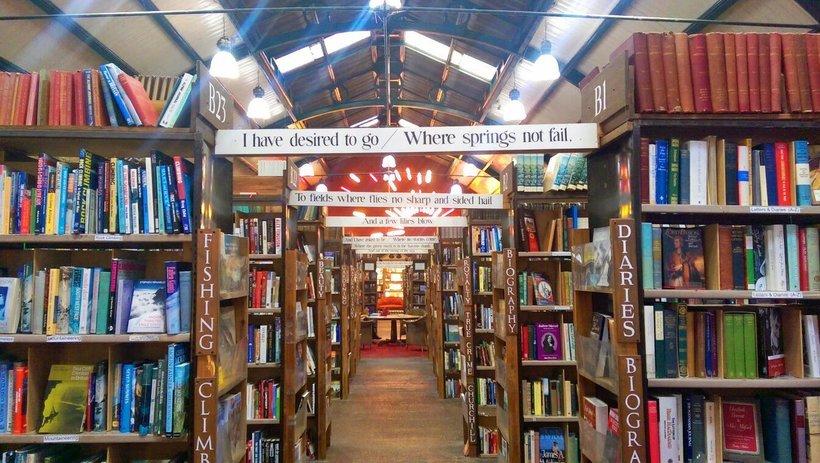 Невероятные книжные магазины мира