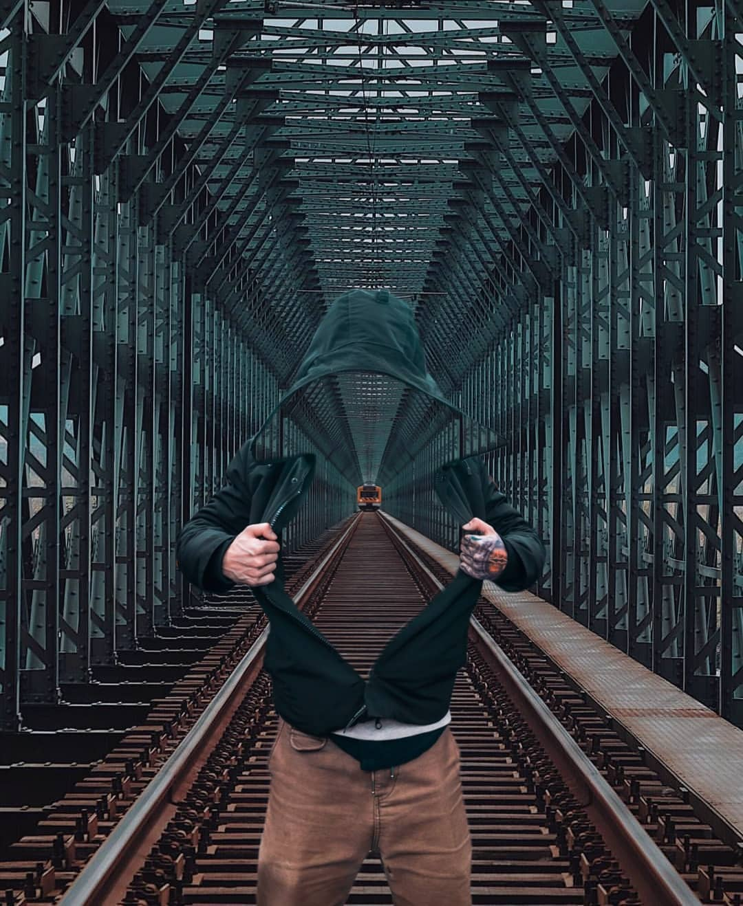 Сюрреалистические фотоманипуляции от Фарзана Риа