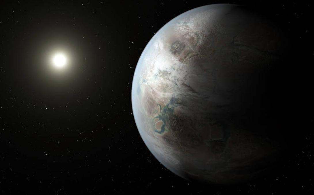 Доказательства существования инопланетной жизни
