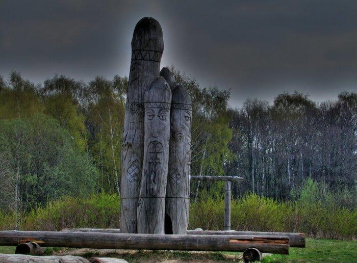 Мистические и аномальные зоны московских парков