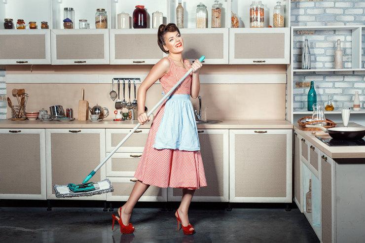 Нестандартные методы домашней уборки