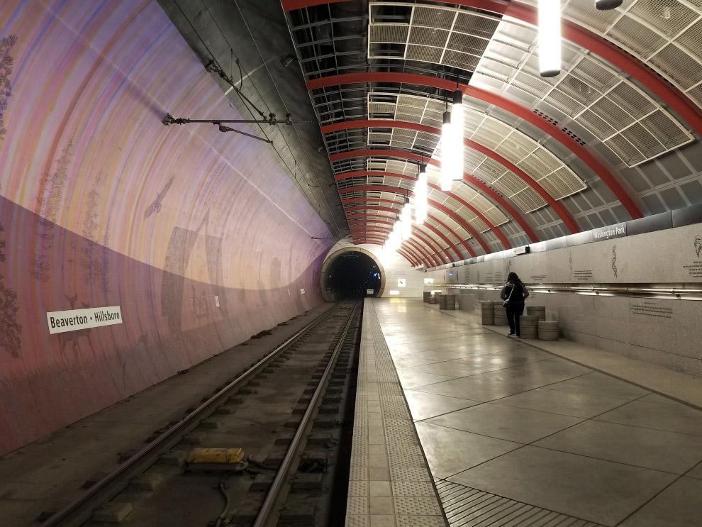 Dünyanın ən dərin metro stansiyaları