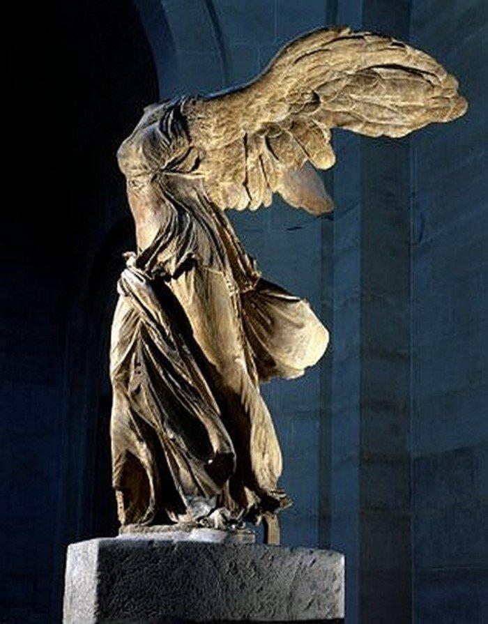 10 шедевров в Лувре