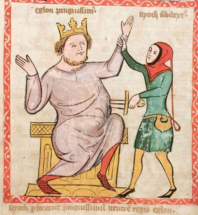Люди со средневековых картинок, которым плевать, что их убили