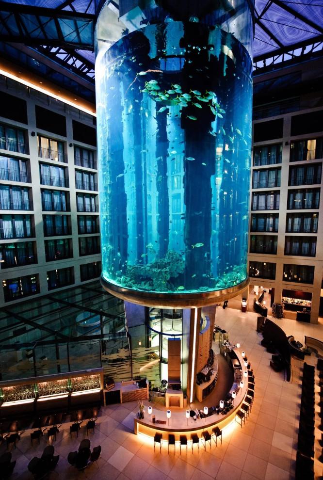 Самые необычные лифты мира