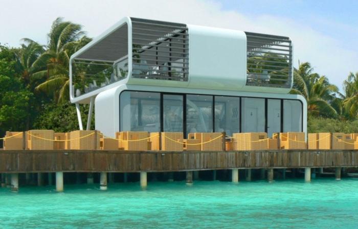 Модульный дом Coodo пригоден для любого климата